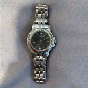 Kenneth Cole silver watch